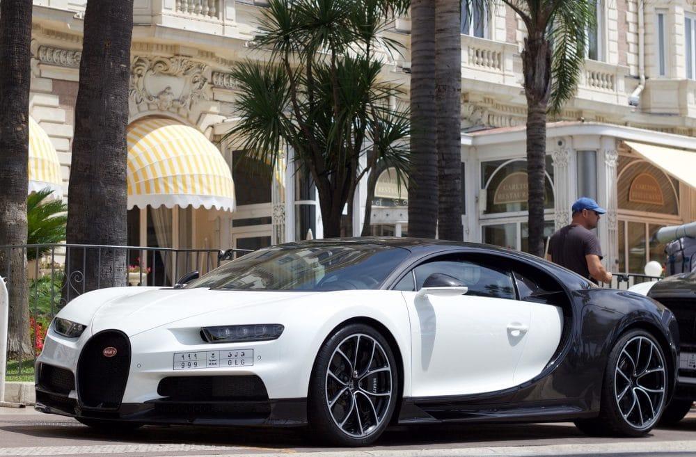 Les concessions Bugatti, Rolls-Royce et Bentley acceptent le Bitcoin