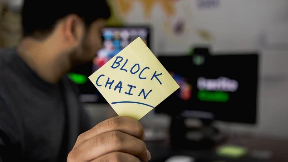 65% des grandes entreprises sont intéressées par la blockchain