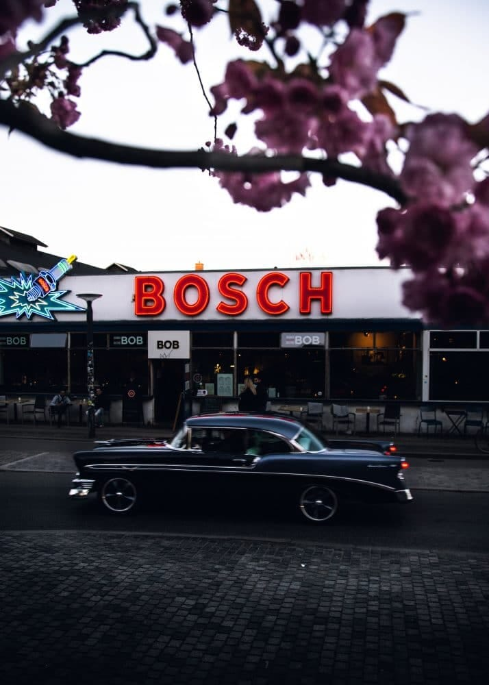La Blockchain fera partie du future de Bosch