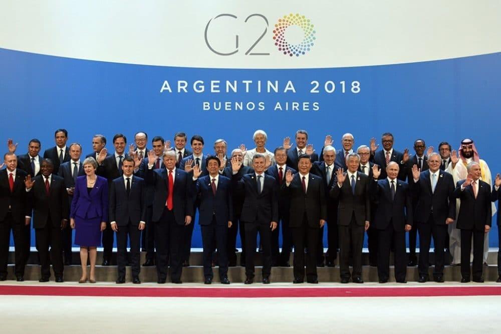 Le G20 discute d'une taxe internationale pour les crypto
