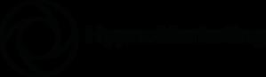 logo hypnomarketing noir